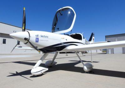 Bye Aerospace eFlyer 2 Technology Demonstrator -1
